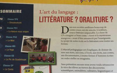 Journal de KARUK SCHOOL
