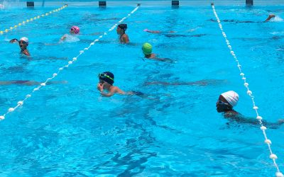 La natation à KARUK SCHOOL