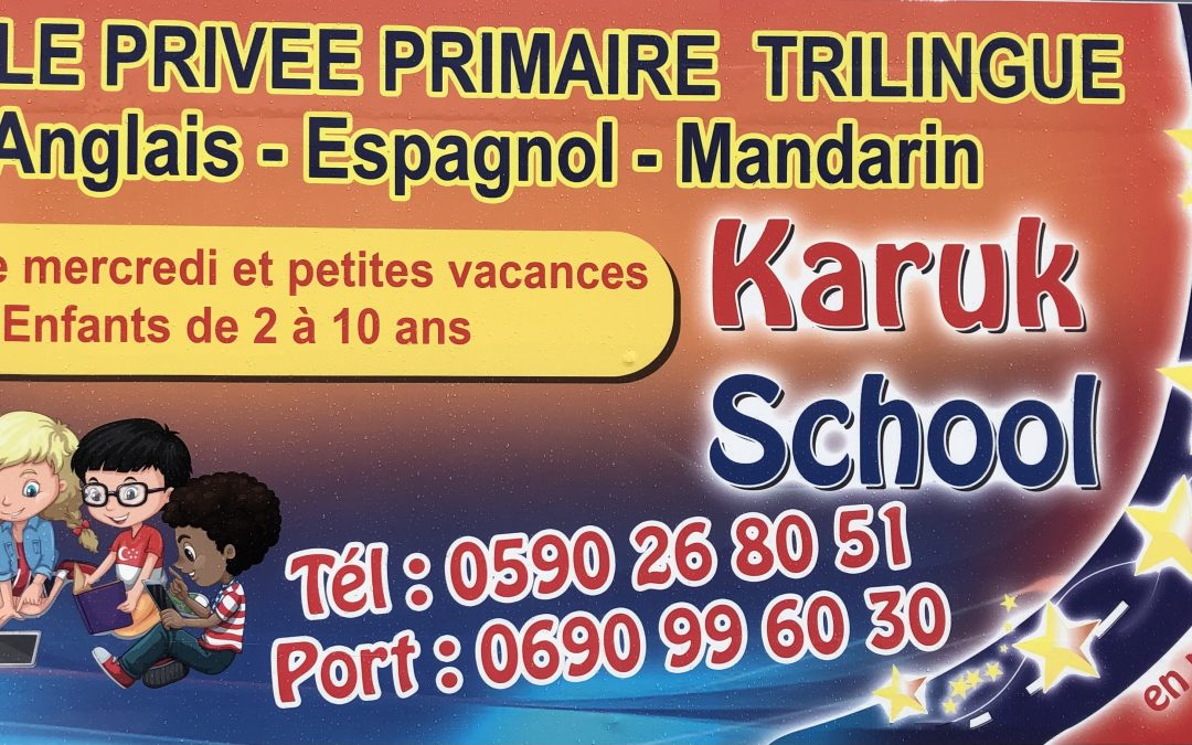 Bienvenue à KARUK SCHOOL