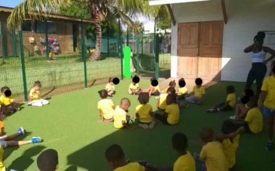 La garderie «vacances de la Toussaint»