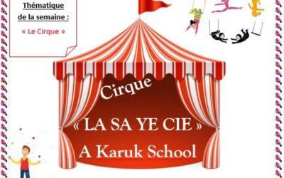 Thématique «Le cirque»