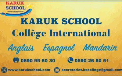 Karuk School Collège International
